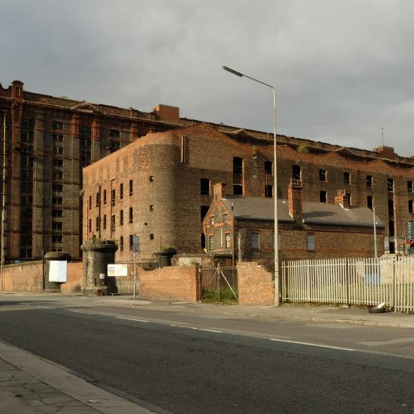 Stanley Dock South Warehouse